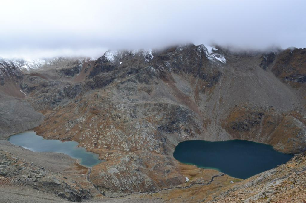 Lago Inferiore di Laures e Lago Lungo