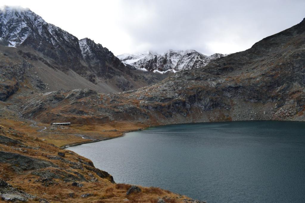 conca del Lago Inferiore di Laures