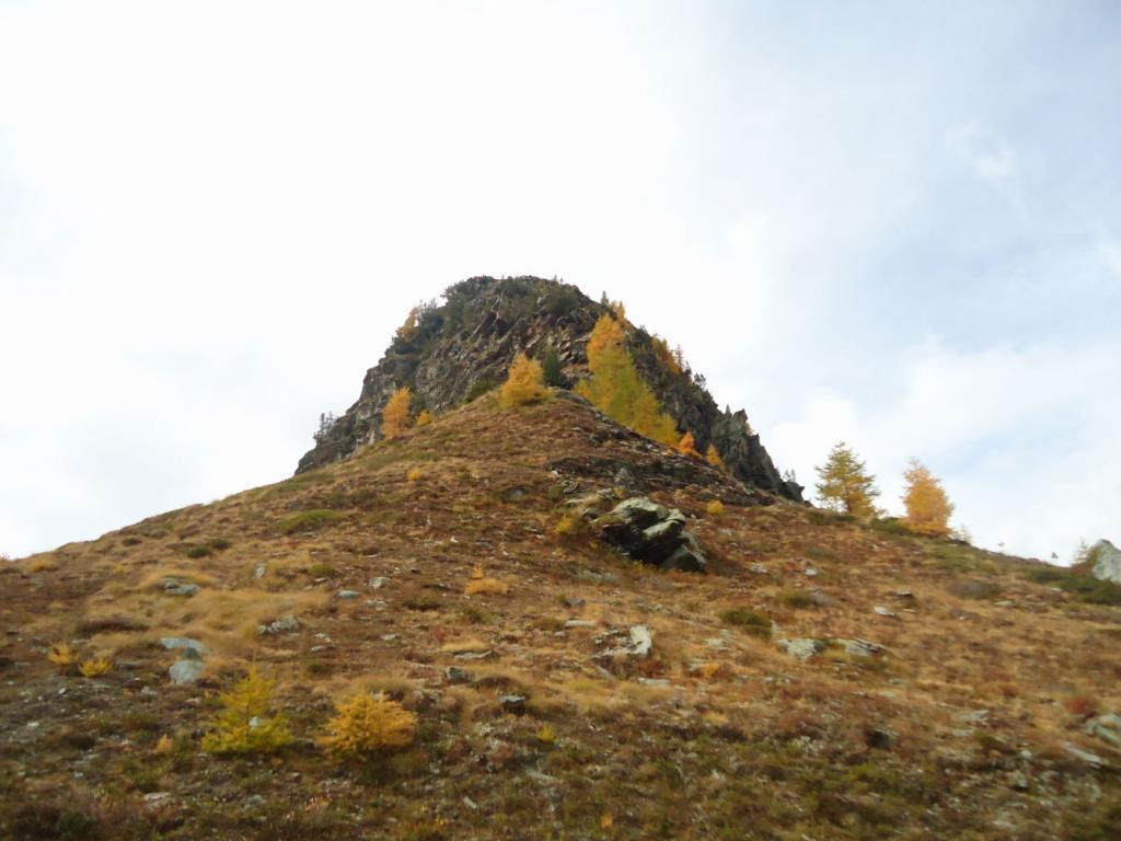 Cavallo (Monte) da Champoluc, anello 2012-10-11