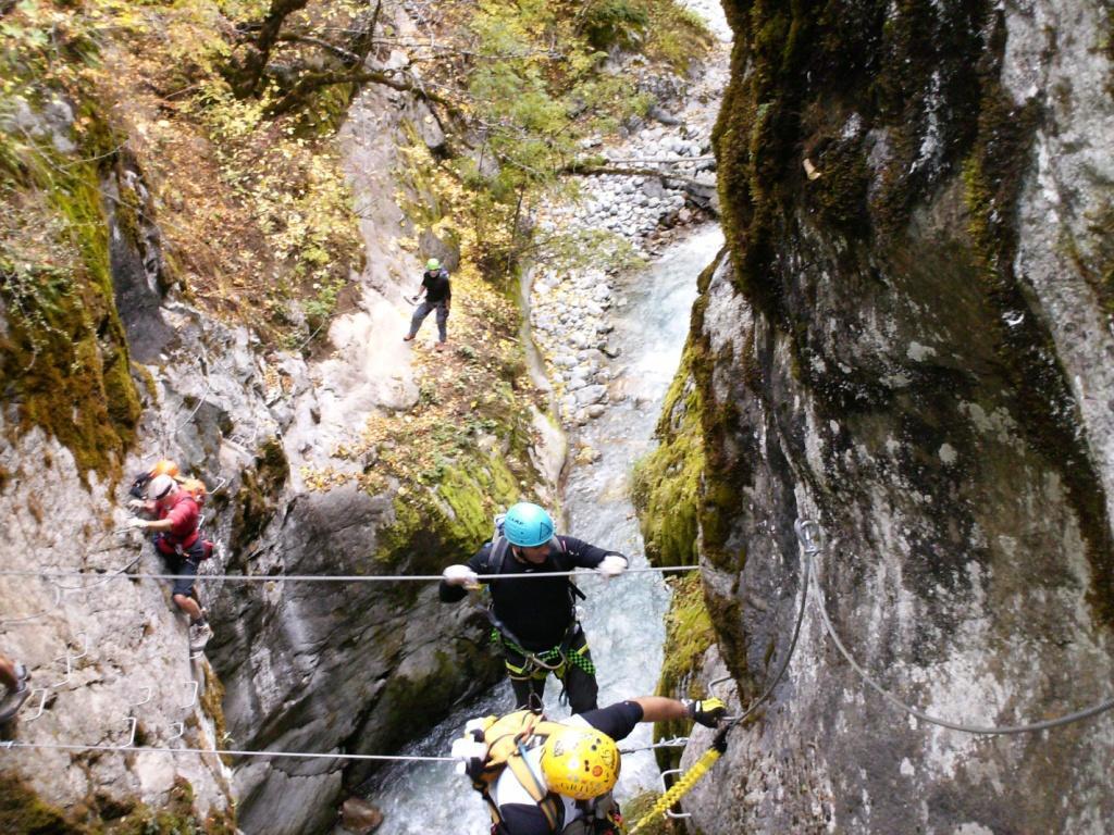 Ailefroide (Gorges d') Ferrata delle Gorges 2012-10-13