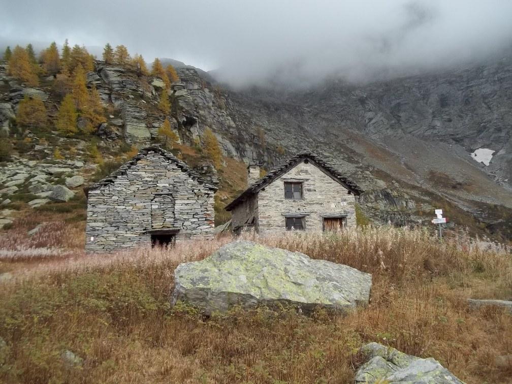 Croselli (Pizzo) da Piedilago, anello 2012-10-13