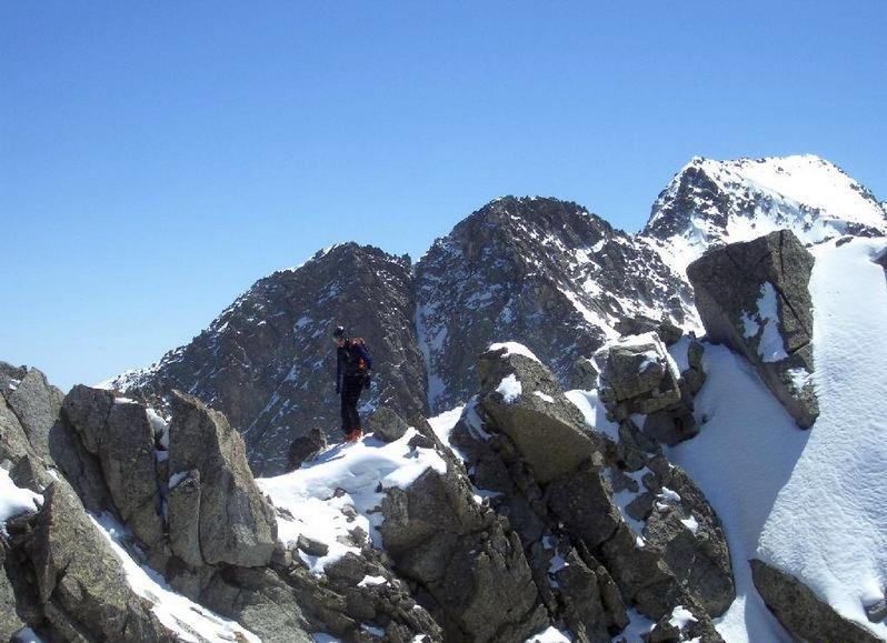 Alba (Pico de) dai Bagni di Benasque 2012-10-16
