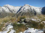 Dalla cima, Monte dei Corni e Cima Prel