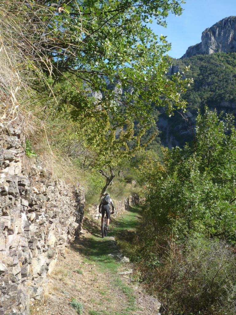 Tranchée (Pas de la) da Saint Dalmas de Tende 2012-10-16