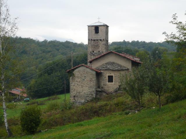 Regina (Roc della) anello da Ivrea per Castello di Masino e lago di Bertignano 2012-10-17