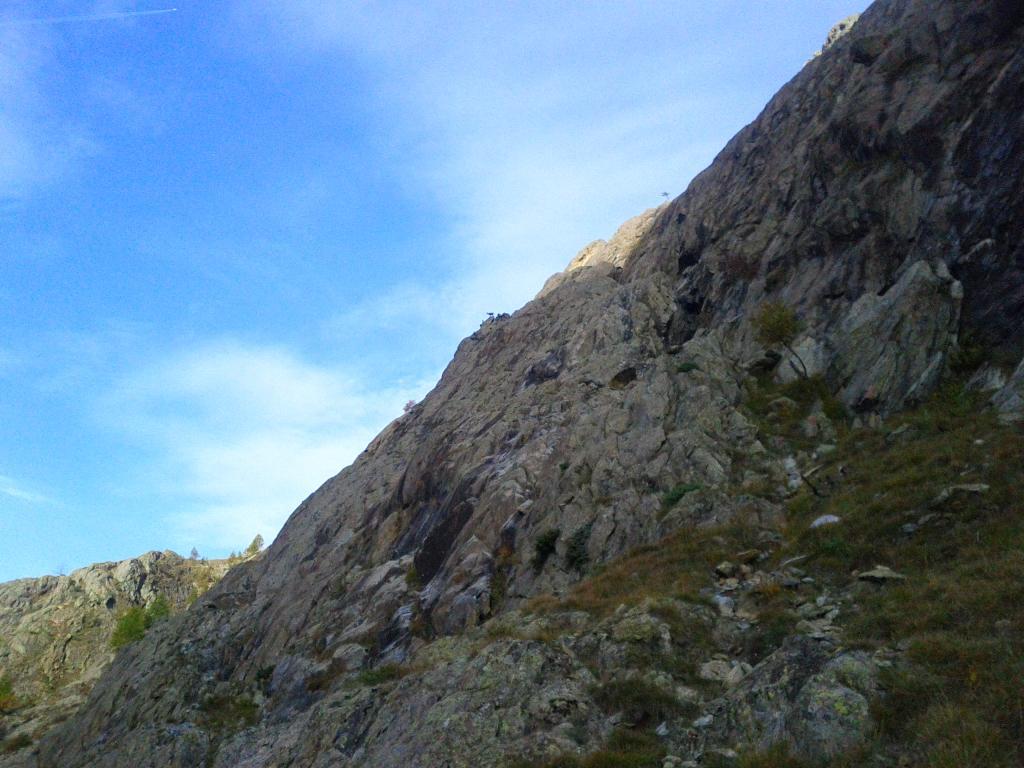 Mercurin (Lago) da Balme, Labirinto verticale 2012-10-20