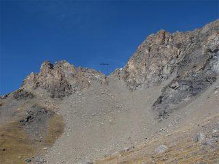 Vista sul Col du lou