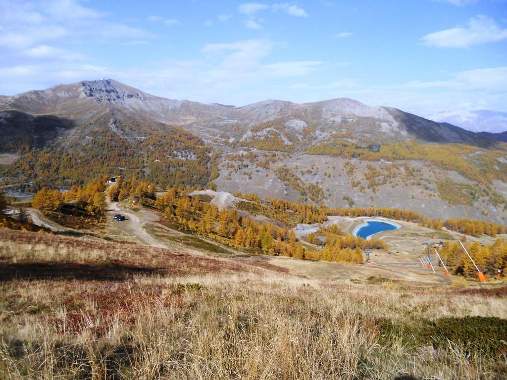 Banchetta (Monte) da Pragelato 2012-10-21