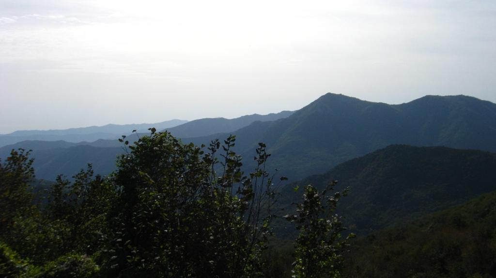 Panorama dallo Scravaion