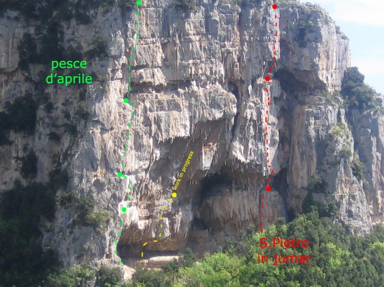 Grotta dei Gufi Pesce d'aprile 2012-10-22