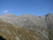Colori e montagne fantastiche
