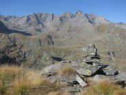 Panorama dal Monte Colombino