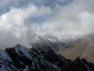 Il Roccia tra le nebbie