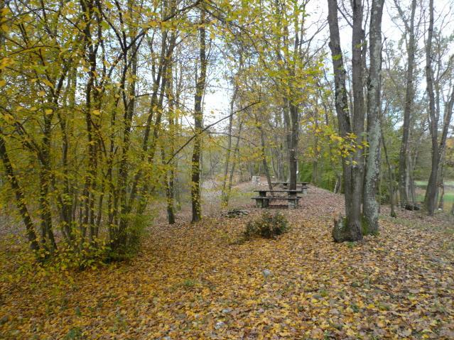 Bessa (Riserva Naturale della) Anello da Ivrea per Lago di Bertignano 2012-10-30