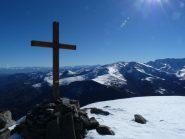 la croce di Punta Selassa