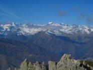 Bel panorama sulle valli di Lanzo
