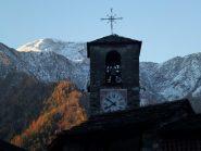 campanile di Ronco alla partenza