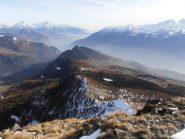 05 - il percorso verso il Colle di S.Pantaleone