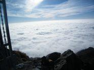 La pianura dal Monte Gemevola