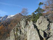 L'Uja d'Ingria dal Monte Serena