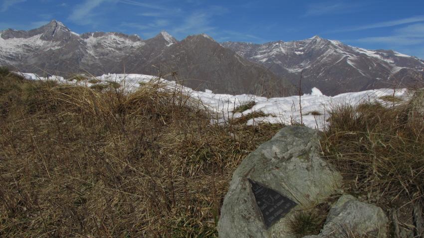 panorama dall'Uja d'Ingria