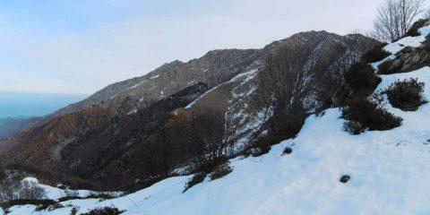 Panorama su Bisalta e Costa Rossa