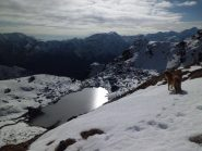 Lago Piccolo dal Grande