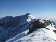 Dal Monte Croass, la Cima dell'Angiolino e Monte Vaccarezza