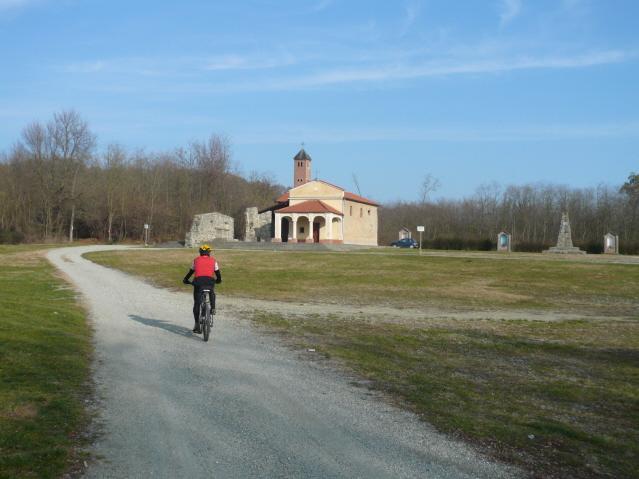 Masino (Collina di) da Ivrea, giro per i laghi Moncrivello, Maglione, Viverone 2012-11-21