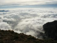 nebbie verso la Liguria