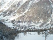 il fascino della montagna in inverno