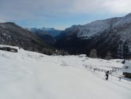 Partenza col sole - Alpe la Cort 1801 m