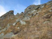 A destra il Roc d'la Cruasera