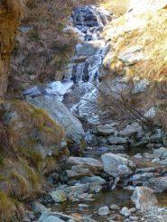 poco sotto alla fonte del torrente gallenca