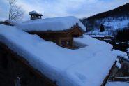 un pochino di neve a Limonetto (8-12-2012)
