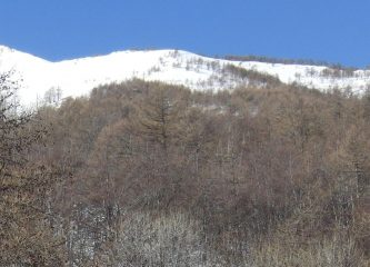 Cresta della Grangia Marzo