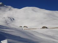 Alpe Chaligne con la costa Tardiva