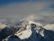 nubi sulla Valle d'Aosta