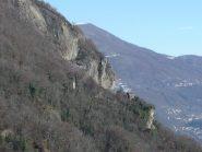 Deir Bianco dal punto panoramico per la cascata della Pissa