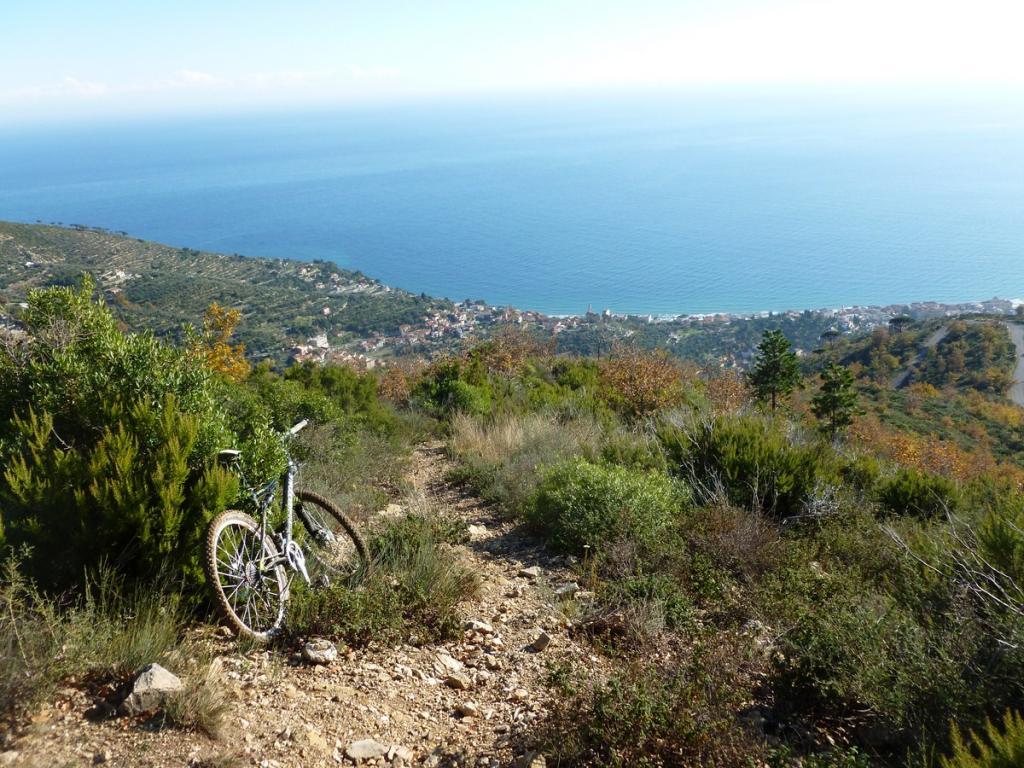 Pagliasca (Monte) da Albenga, giro 2012-12-17