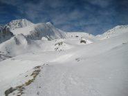 Colle della Portia e punta Adois