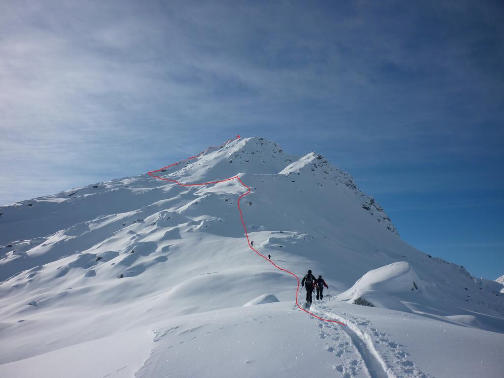 Winterhorn da Hospental 2012-12-19