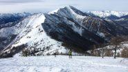 salendo per il crestone SO del Monte Birrone...04 (22-12-2012)