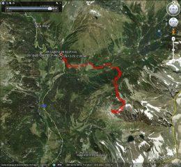 Traccia GPS