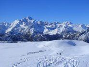 Alpe Campagneda e il Monte Disgrazia: una foto per emozionare