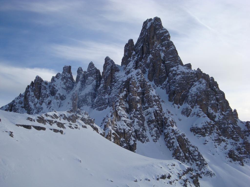 Sesto (Sasso di) dalla Val Fiscalina 2013-01-01
