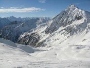 Monte Faroma dal colle