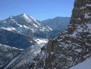 Gran Roc, Cima Bosco e valle di Thuras