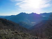 Panorama dal Mont Gros