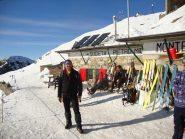 Monte camino o Capanna Renata mt. 2391